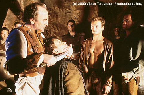 Dune TV film for the SciFi Channel US