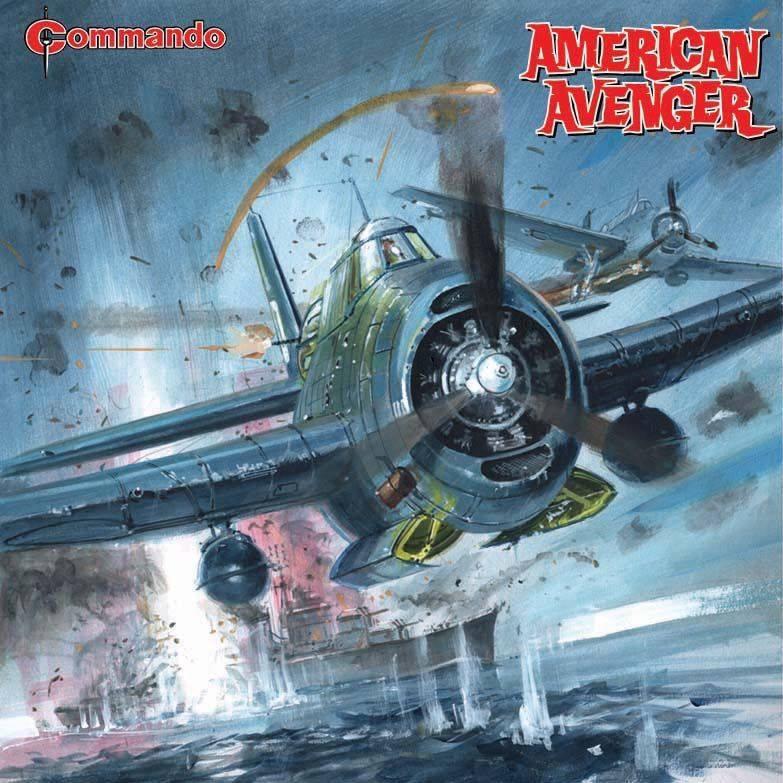 Commando 5207 American Avenger
