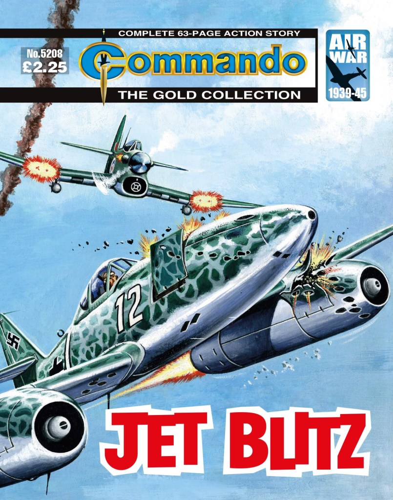 Commando 5208: Gold Collection: Jet Blitz