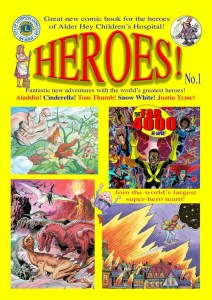 Heroes! Magazine Issue One