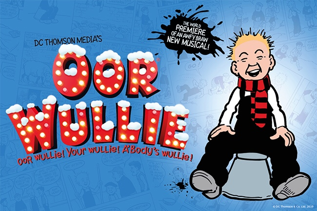 Oor Wullie heads to Dundee Rep for Christmas