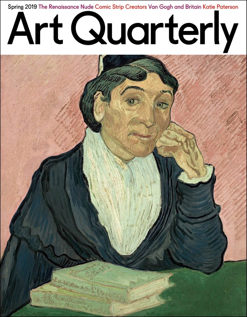 Art Quarterly - Spring 2019