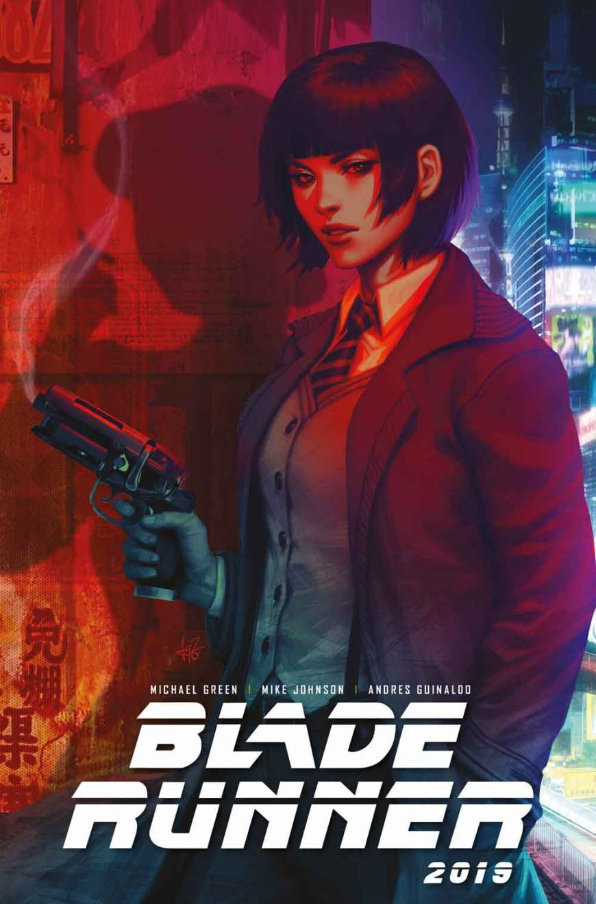 Blade Runner 2019 #1 Cover A - Artgerm (Not Final)