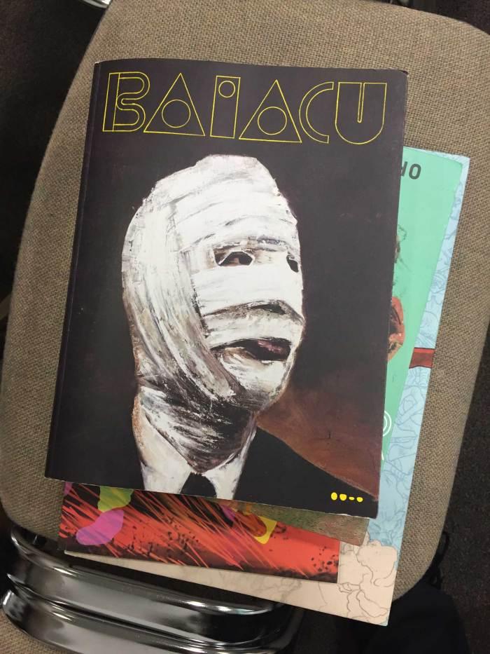 Brazilian Comics - Baiacu