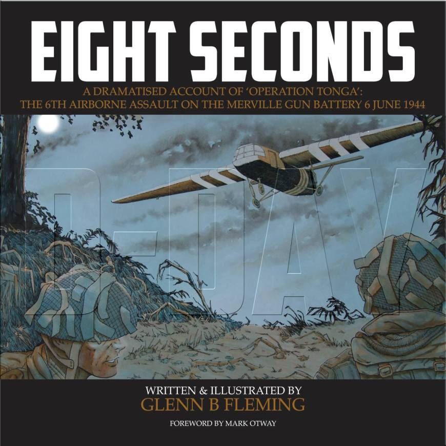 """Glenn B  Fleming's """"Eight Seconds"""" brings life to a World"""