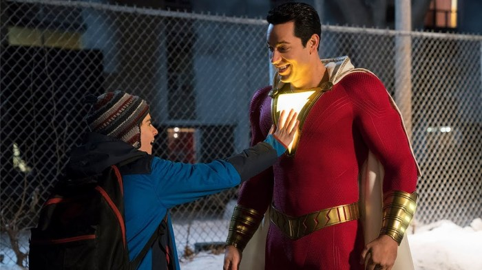 Shazam! Image: Warner Bros Entertainment