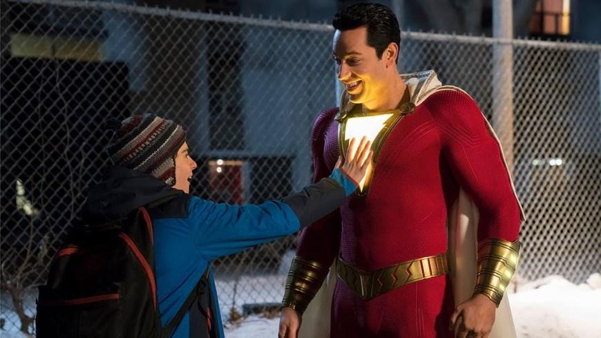 Shazam! Image: Warner Bros Entertainment
