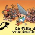"A promotional image for ""Asterix and the Chieftain's Daughter"". Image: Albert René editions (French Edition)"
