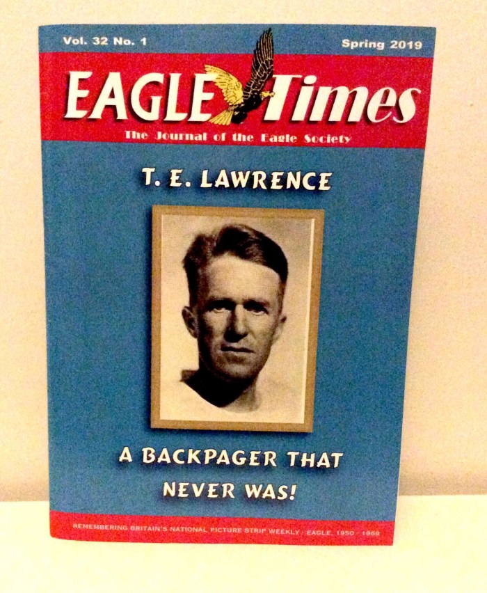 Eagle Times Volume 32 Number One