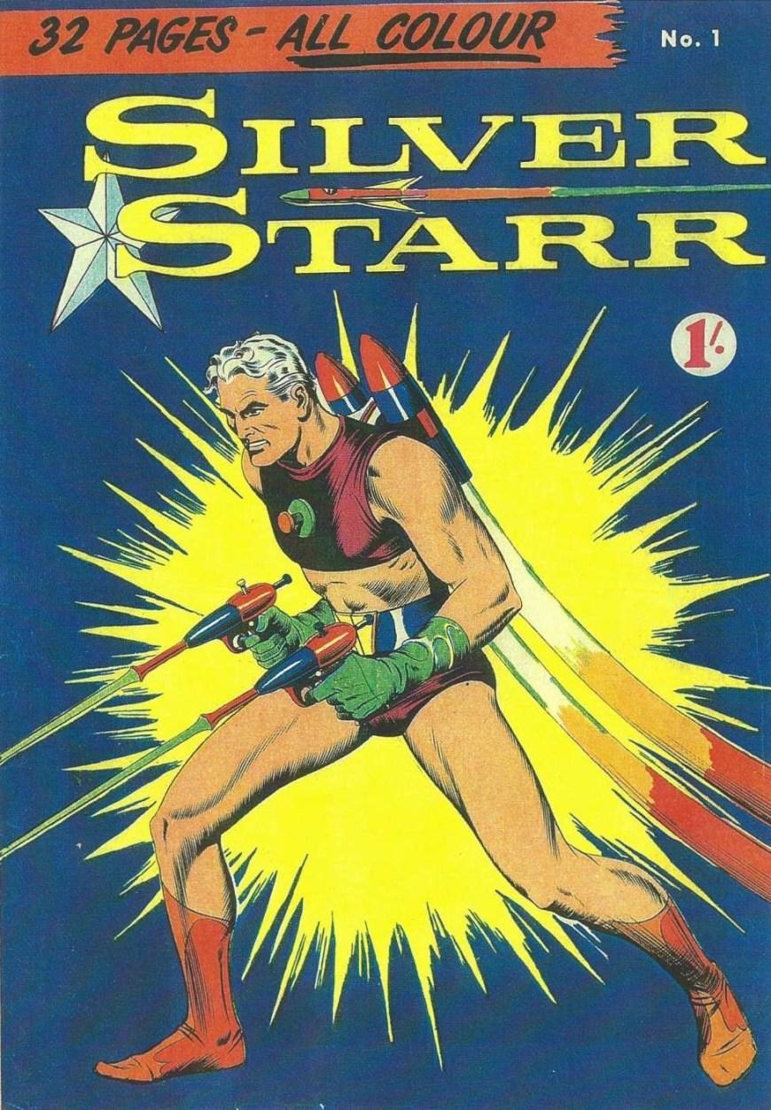 Silver Starr #1