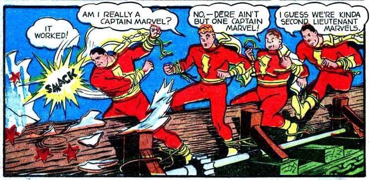 The Original Captain Marvel