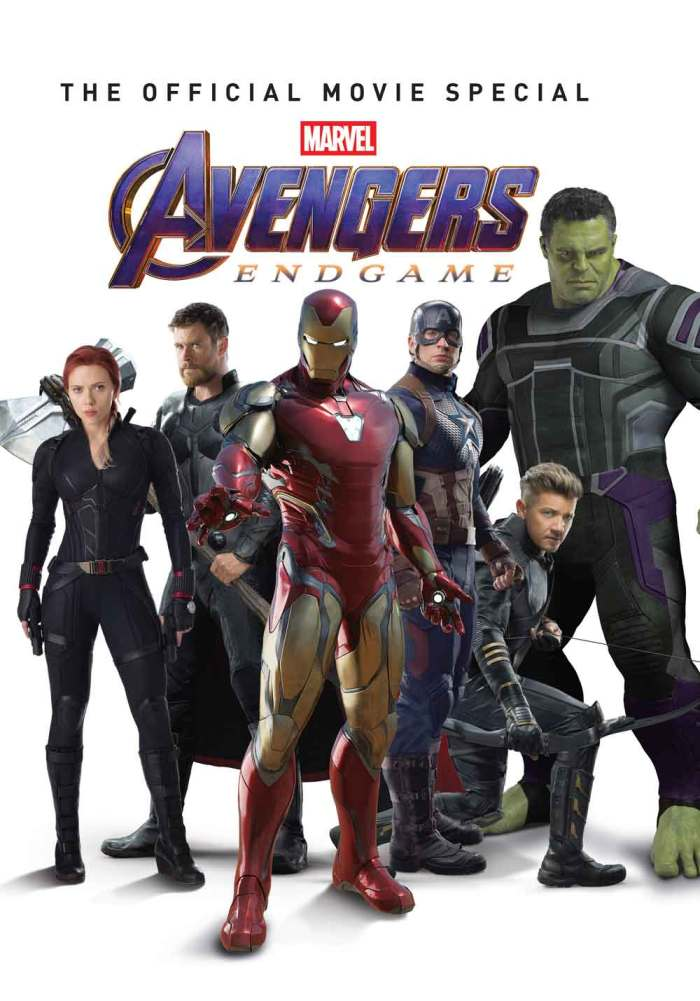 Marvel Studios' Avengers: Endgame - The Official Movie Special - Hardcover