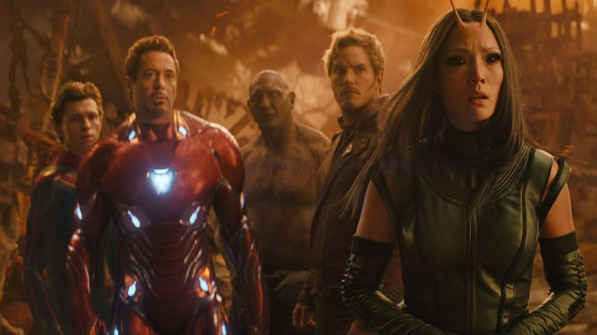 Avengers Endgame -Team