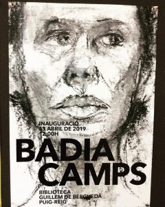 Biblioteca Guillem de Berguedà - Angel Badia Camps Exhibition
