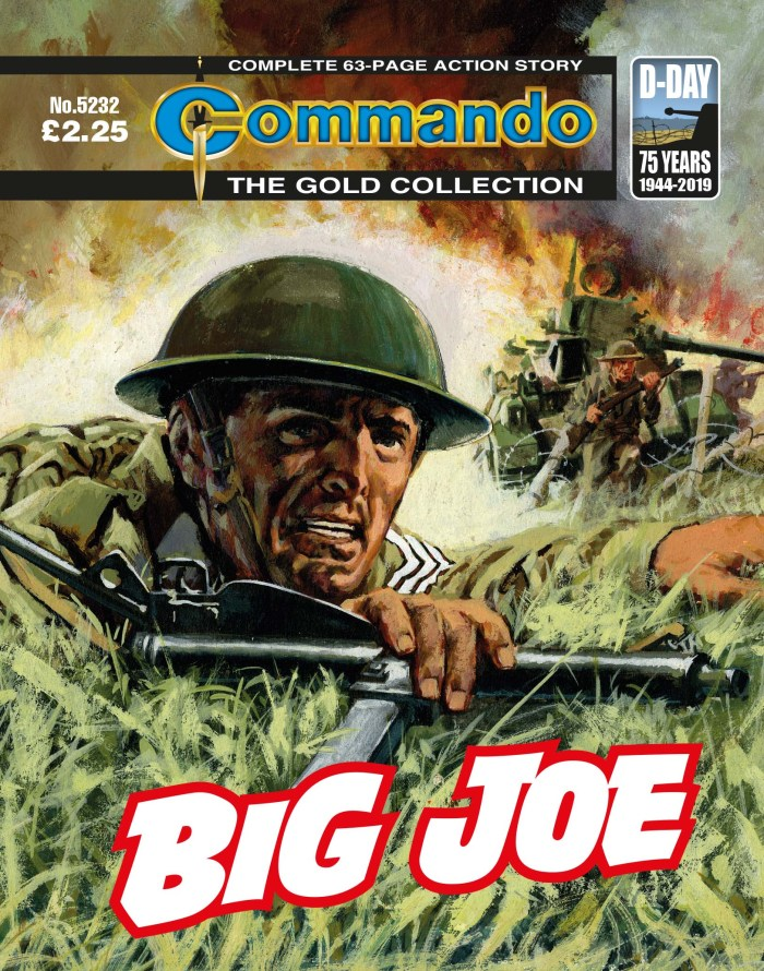 Commando 5232 - Gold Collection: Big Joe