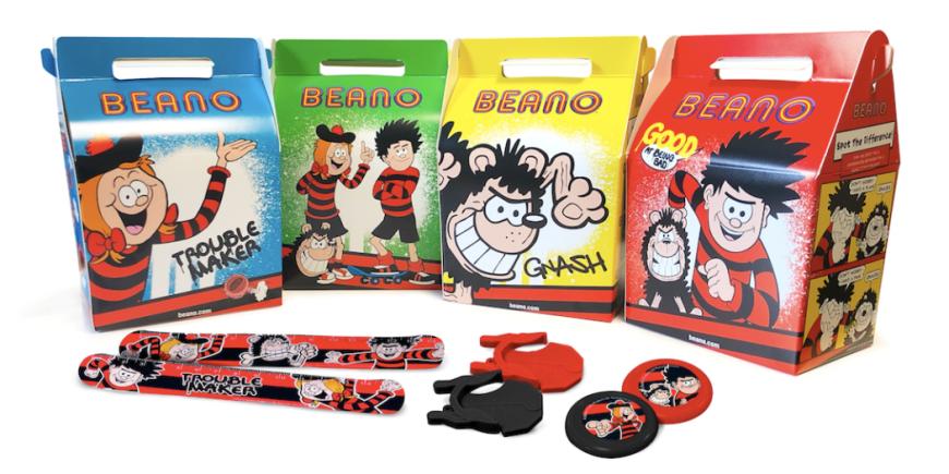 KeCo Ltd Beano Meal Boxes