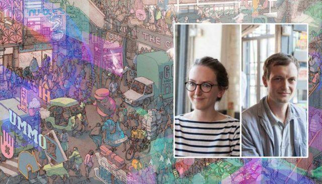 LICAF 2019 - Anna Mills and Luke Jones - Square-Eyes