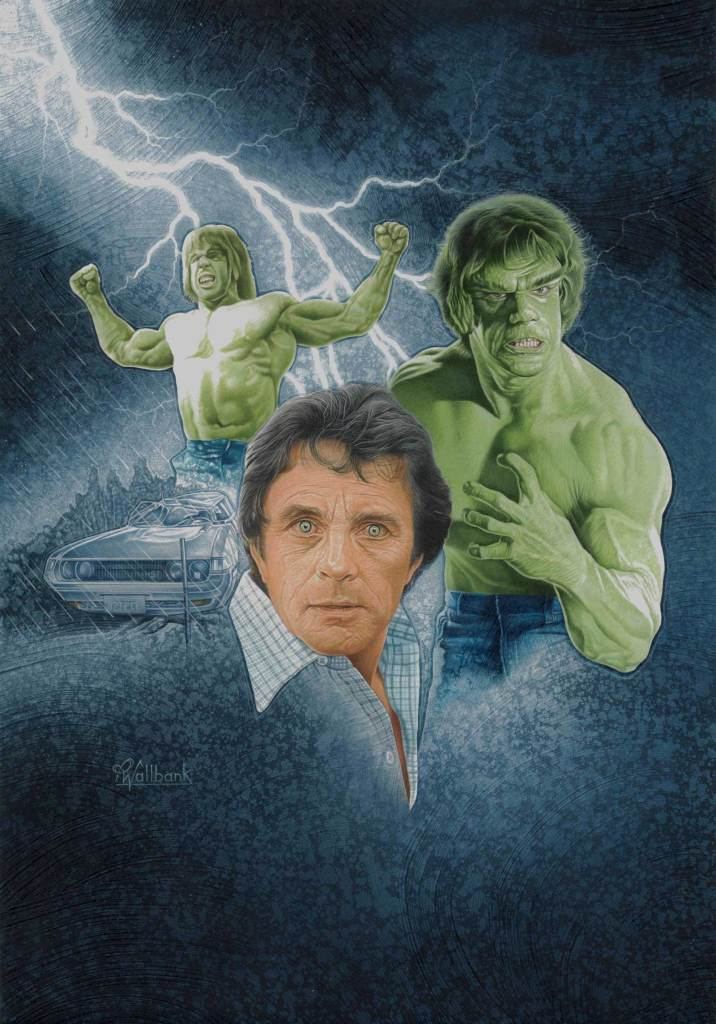 INFINITY Issue 20 Cover - The Incredible Hulk by Pete Wallbank