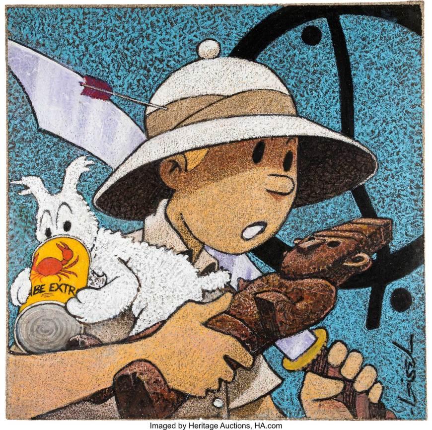 Régis Loisel - Tintin
