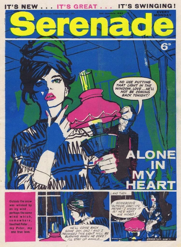 Serenade - January 1963 - Angel Badia Camps