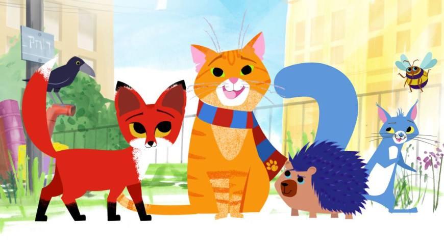Streetcat Bob - Animated Series