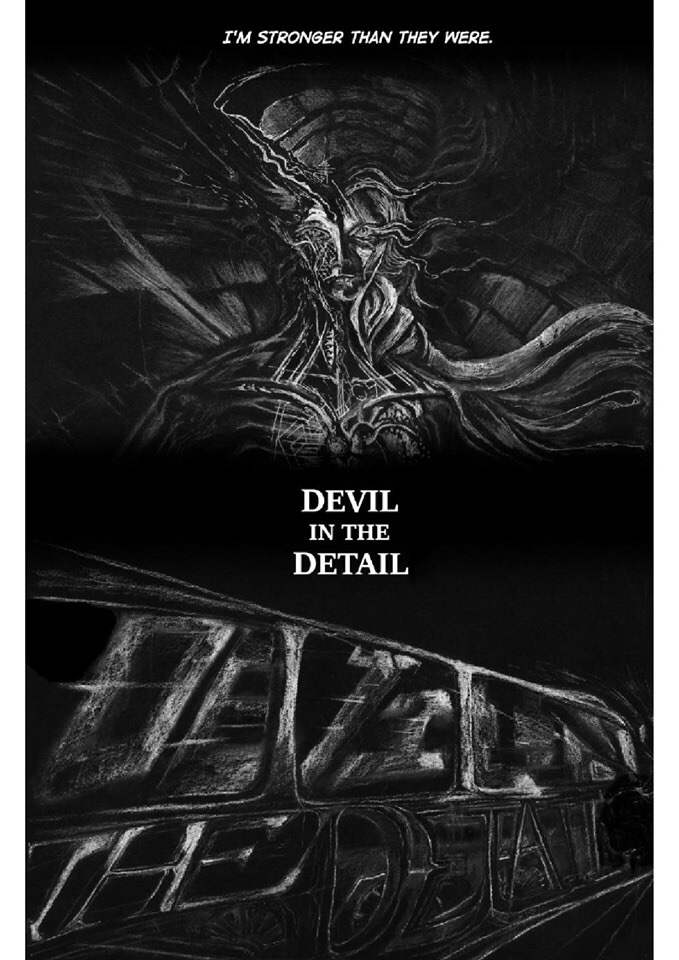 Bad Vibes Monthly - Devil in the Detail