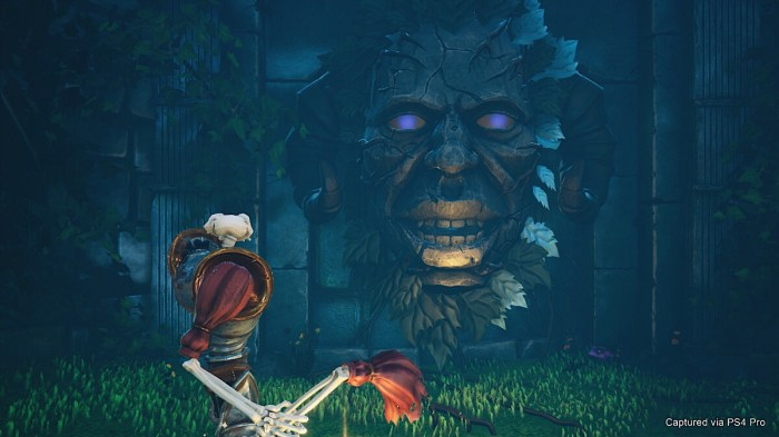 PlayStation 4 MediEvil Remake Official Screenshot