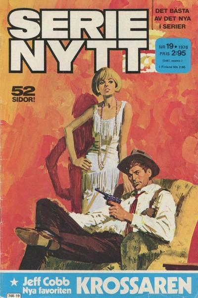 Cover for Serie Nytt by Jordi Longarón