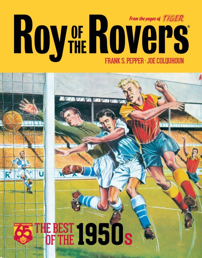 Roy of the Rovers - Best of the 1950s