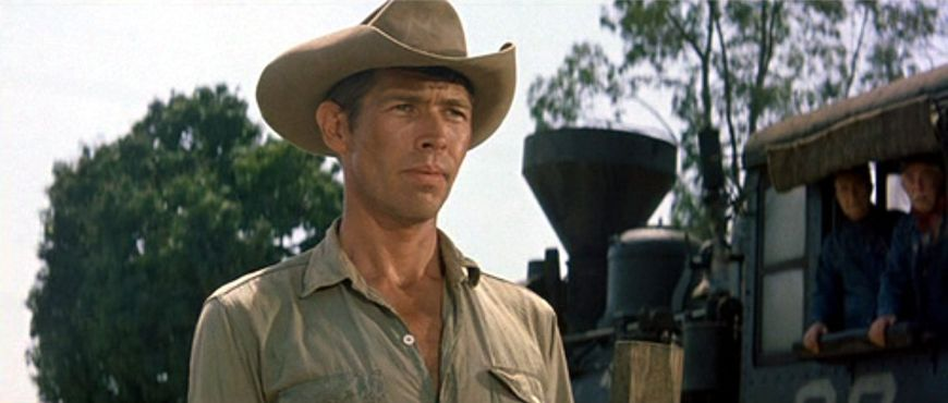 James Coburn played Britt in The Magnificent Seven, released in 1960. Ezquerra himself said he modelled Major Eazy on the actor