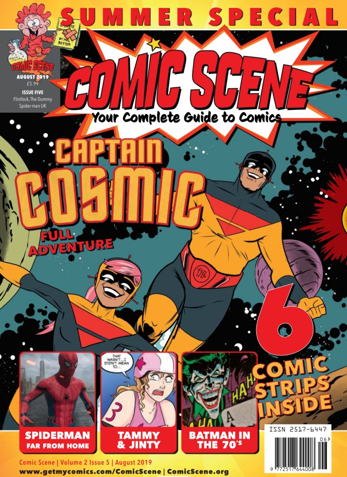 ComicScene Summer Special Issue 5
