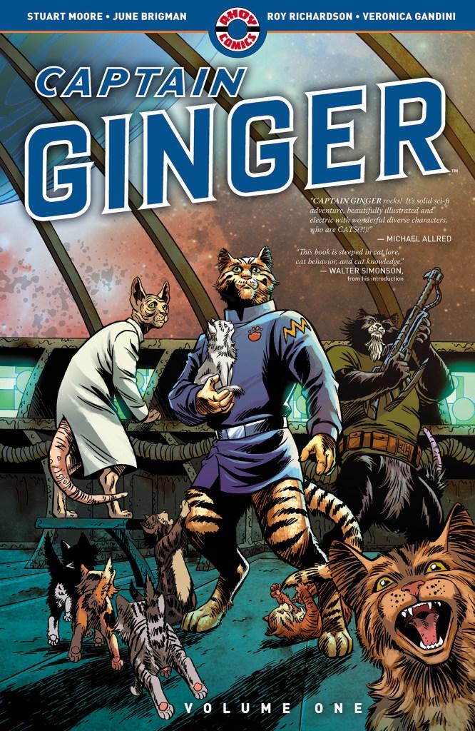 Captain Ginger - Survival Instinct