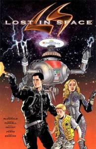 Lost in Space - Dark Horse, 1988