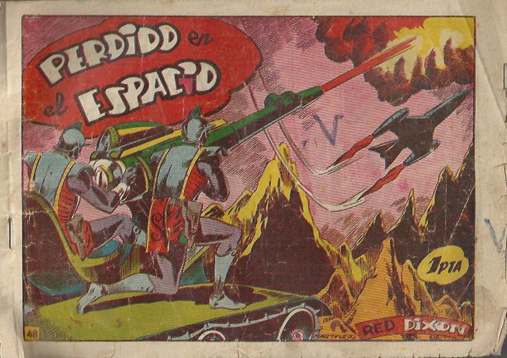 Red Dixon - Perdido en el espacio