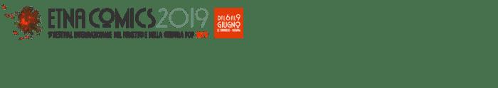 Etna Comics 2019 Banner