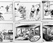 "Panels from the ""Billy and Bunny"" newspaper strip by James Leuchars Crighton, courtesy Peter Hansen"