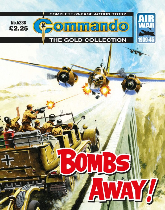 Commando 5236 Gold Collection: Bombs Away!