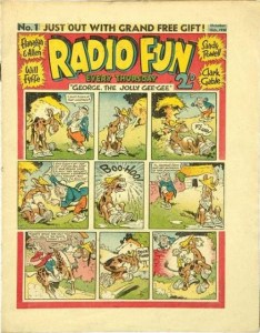 Radio Fun Issue 1