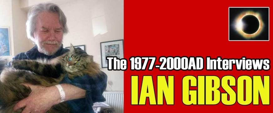 1977-2000AD Interview: Ian Gibson