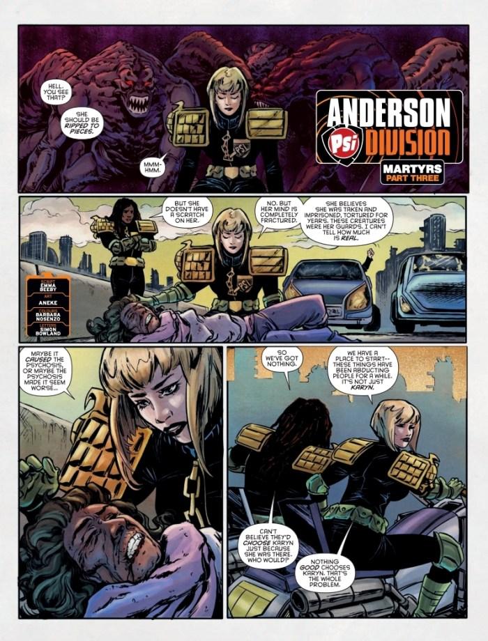 2000AD Prog 2139 - Anderson
