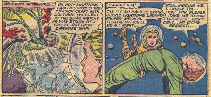 Adventure Comics #304 - The Legion of Super Heroes