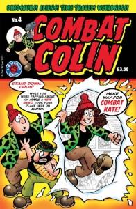 Combat Colin No.4