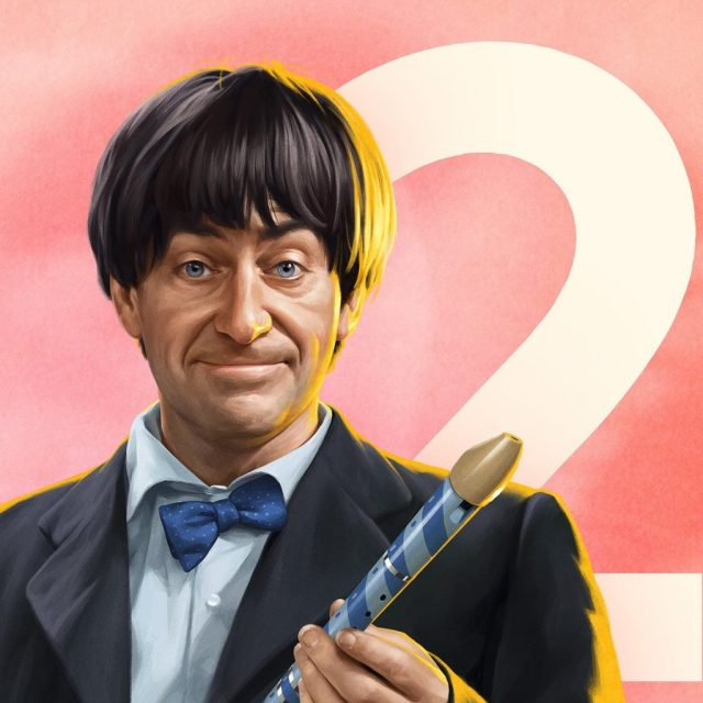 """""""Our lives are different to anybody else's. That's the exciting thing! There's nobody in the universe can do what we're doing."""" - The Second Doctor"""