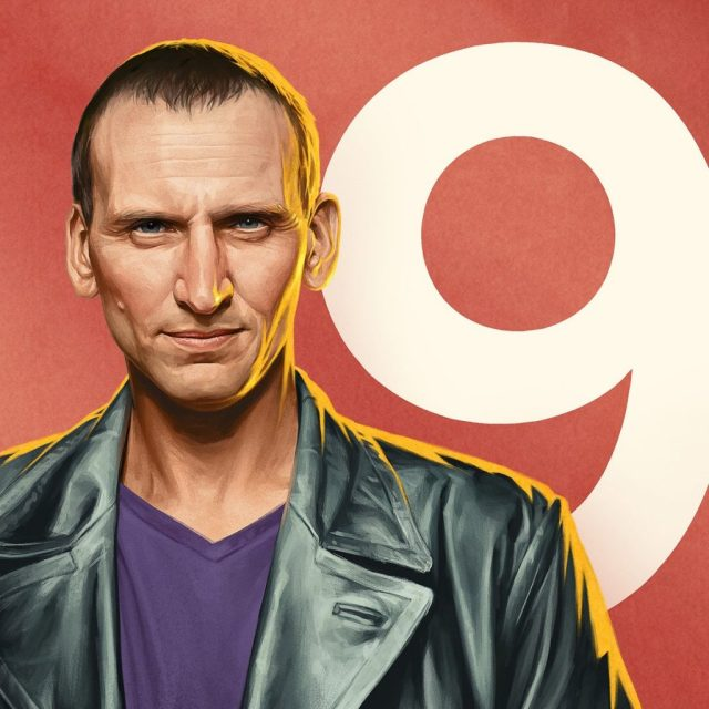 """""""You were fantastic. Absolutely fantastic. And do you know what? So was I."""" - The Ninth Doctor"""