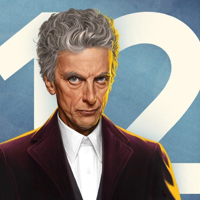 """""""Laugh hard. Run fast. Be kind."""" - The Twelfth Doctor"""