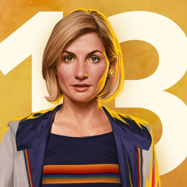 """""""Oh, brilliant!"""" - The Thirteenth Doctor"""