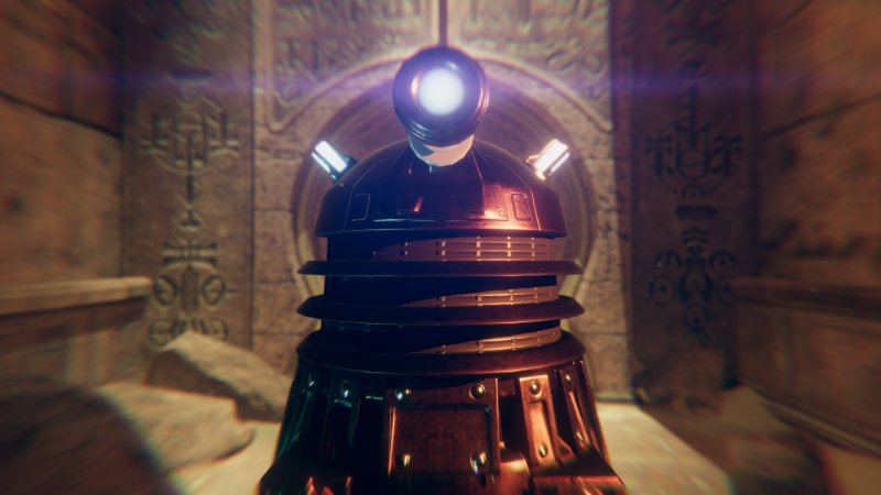 Doctor Who: The Edge of Time VR game to get Comic-Con launch