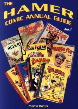 Hamer Comic Annual Guide by Martin Hamer