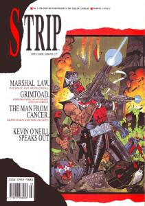 STRIP Issue 1 - Cover