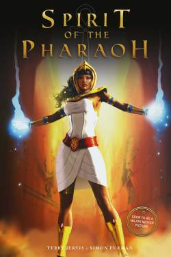 Spirit of the Pharaoh - Special Limited Edition Cover